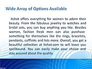 Searching for your Dream Jewelry? Itshot is the Perfect Place – Itshot jewelry Reviews