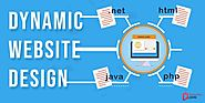 What is a Dynamic Website Design?