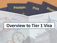 Overview to Tier 1 Visa