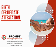 Birth Certificate Attestation in UAE