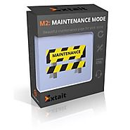 Magento Maintenance Mode Extension