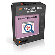 Magento Discount Labels Extension