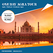 Secret of Agra One Day Tour by Volvo