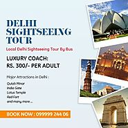 Delhi- A colourful city with a wonderful history