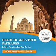 My Tour Package - Popularity of Agra Day Tour Packages