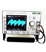 Type of Portable Spectrum Analyzers – Avcom of Virginia
