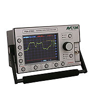 Portable spectrum analyzer market heading towards better future - Avcom of Virginia