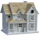 Cottage Birdhouses