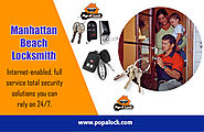 ManhattanBeach Locksmith|http://www.popalock.com/