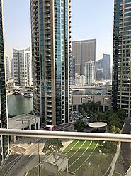 Full Marina Views, 1BR Rent Park Island