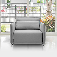 Raaxo Versatile Sofa Cum Bed with Reclining System