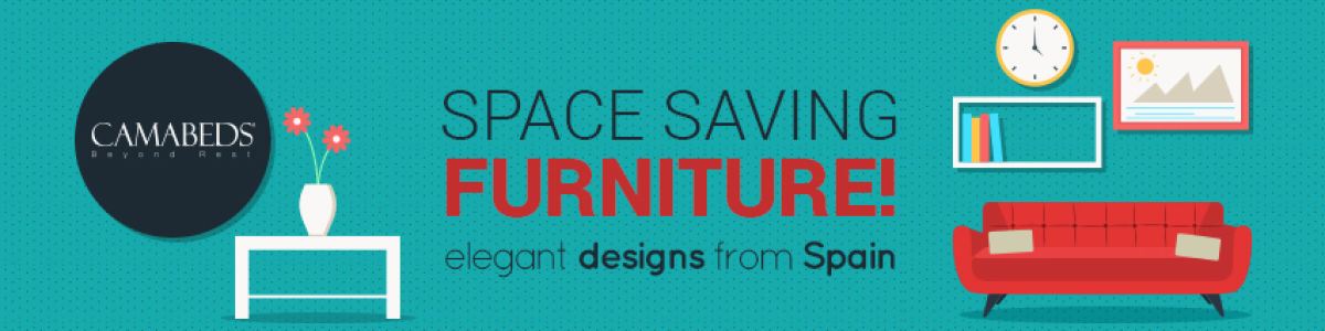 Headline for Space Saving Furniture