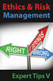 Ethics & Risk Management: Expert Tips III