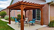 Pergola Plans - Learn How To Build Your Own Pergola