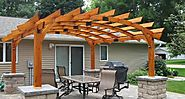Pergola Designs - So Many Choices! But Which is Best? - Lore Blogs