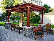 Pergola Ideas - How to Include One in Your Garden Design?