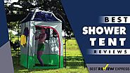 8 Best Shower Tent in 2018 | (Recommended) by Best Review Express