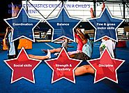 WHY IS GYMNASTICS CRITICAL IN A CHILD'S DEVELOPMENT?