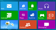 Getting Use to Windows 8 Tiles