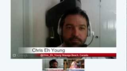 4. Chris Eh Young - Wasaga Beach, Ontario, Canada