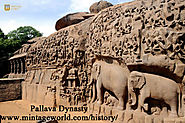 Elaborate Information about History of Pallava Dynasty at Mintage World