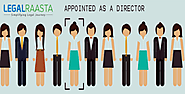 Who can be a director of a company? | private limited company |