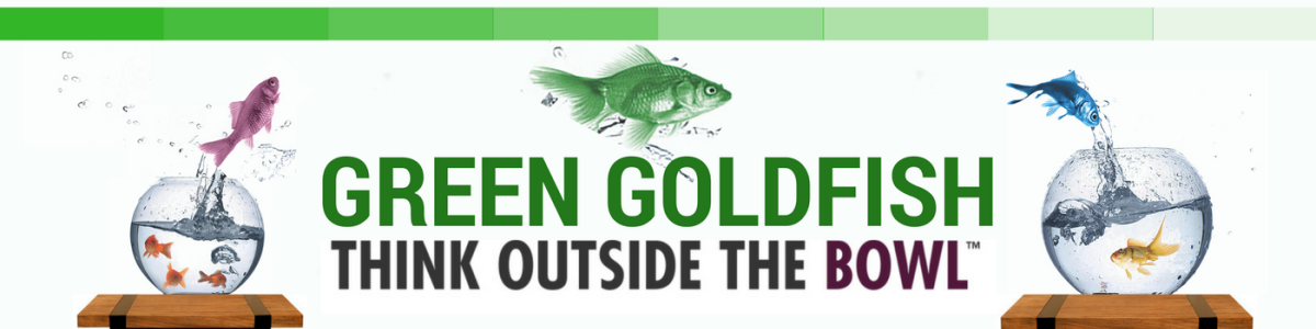 Headline for Green Goldfish Project