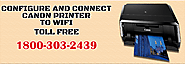 How To Configure And Connect Canon Printer To Wifi? 1800-303-2439