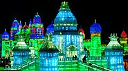 5. Harbin Ice and Snow Festival – China