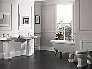 Traditional look for your Bathroom