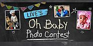 Live with Kelly and Ryan Oh Baby Photo Contest