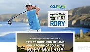 Golfnow Rory Sweepstakes : Tee It Up with Rory (Golfnow.com/Rory)