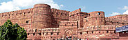 The Agra Fort: