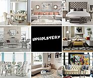 Upholstery for Interior Designers and Decorators in San Jose California