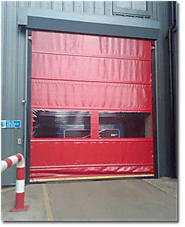 Turbo Roll High Speed Doors