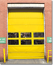 Turbo Fold High Speed Doors