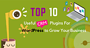 10+ Useful CRM Plugins For WordPress to Grow Your Business