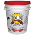 Food For Health Vegetarian Emergency Food Supply 275 Servings Up to a 20 Year Shelf Life Weather Proof Bucket