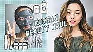 Korean Beauty Haul + Review | clothesencounters