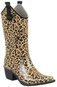 Leopard Rain Boots for Women 2014