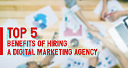 Top 5 Benefits of Hiring a Digital Marketing Agency | SuperX GH
