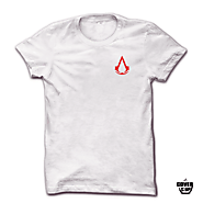 Assasin Creed Basic Gamer T-Shirt
