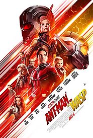 Descargar Ant-Man and the Wasp 2018 película | descargasmix