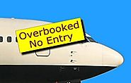 Where to claim overbooked flight compensation?