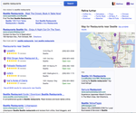 Yahoo Adds Local Business Snapshots Next To Search Results