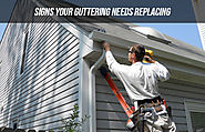 Signs Your Guttering Needs Replacing - All Roofing Services