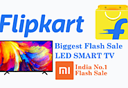 Get Flipkart Biggest Loot Offer Deals on MI Led Smart HD TV