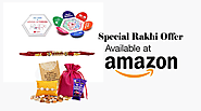 Get Loot on Special Amazon Rakhi Sale Cashback Offer
