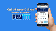 Get Special Paytm bill Recharge Loot offer on Today