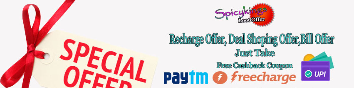 Headline for Get Free Cashback & use Coupon Offer Daily